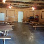 McAdams Pavilion - Inside