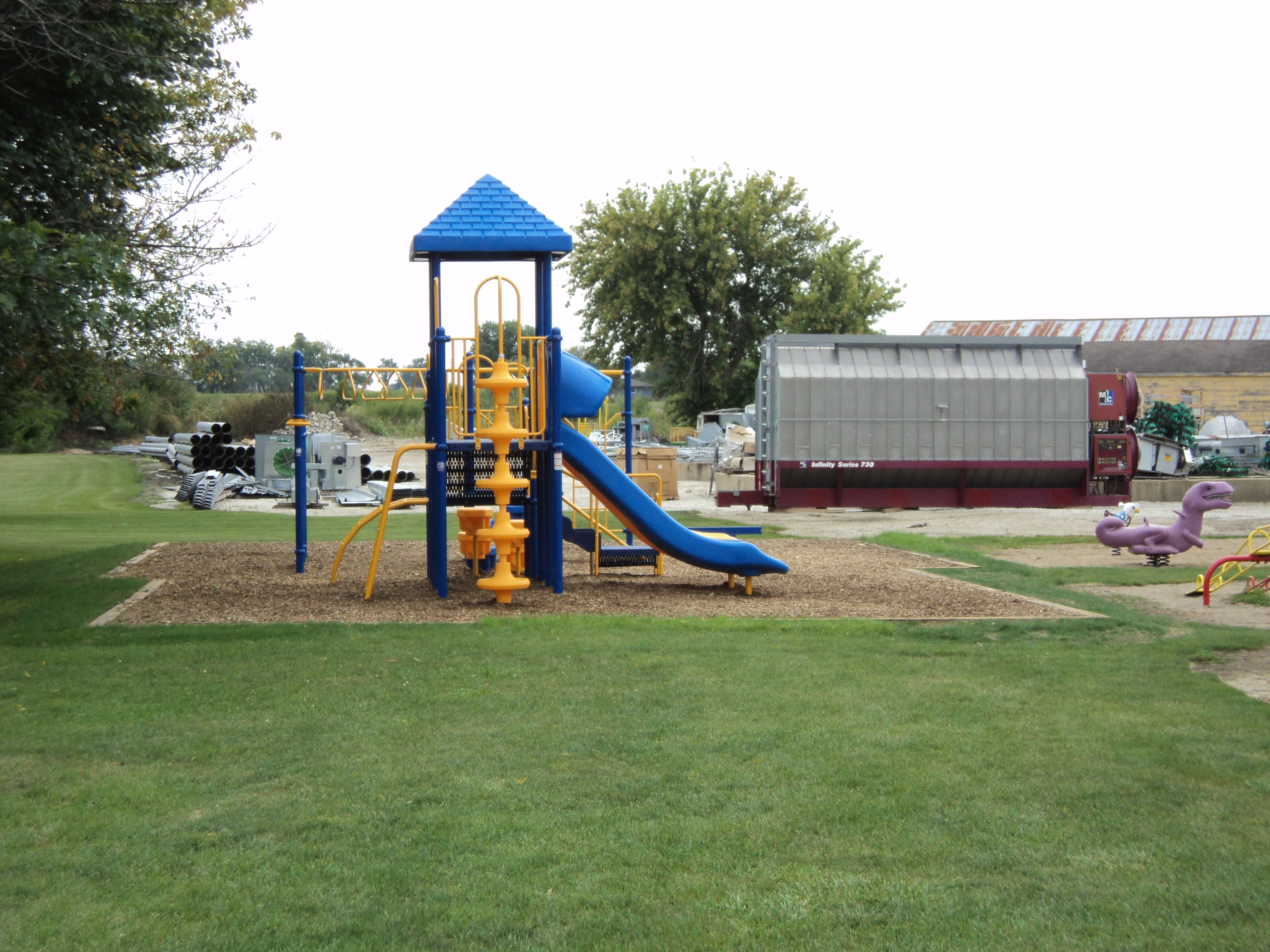Ides illinois file my certification - Park And Pavilion Mcadams Park And Pavilion The Baseball Diamonds Located On The S E Corner Of Willow Street And County Line Road Gym And Kitchen