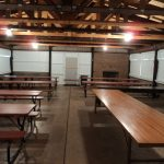 Washington Park Pavilion - Inside
