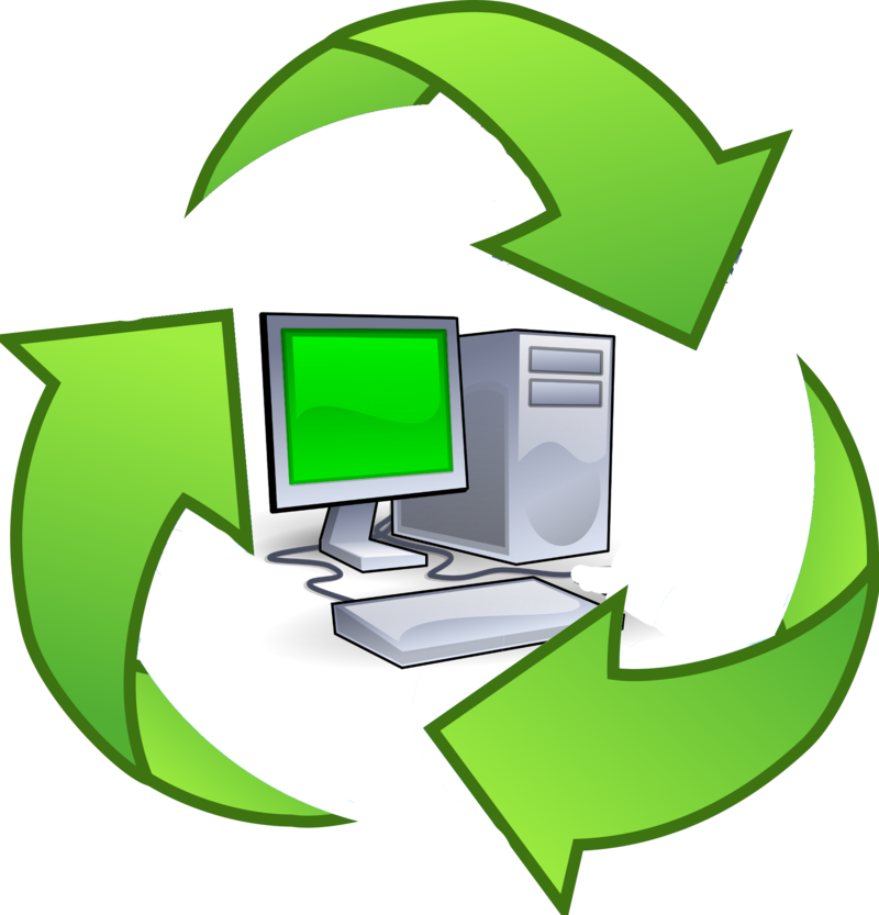 Electronic Recycling Image