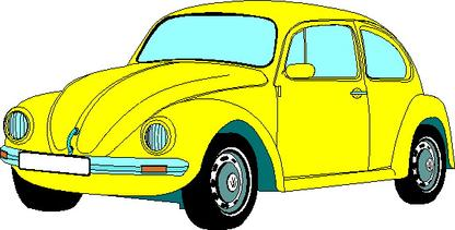 Picture of Volkswagon Beetle