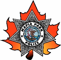 Maple Park Police Department Logo