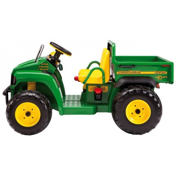 Picture of a John Deere Gator