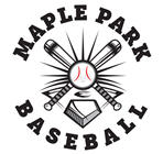 Maple Park Baseball Logo