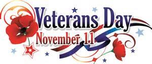 Veterans Day November 11