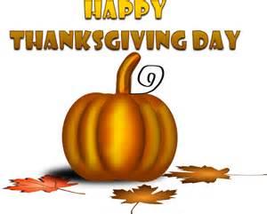 Thanksgiving Day Clip Art