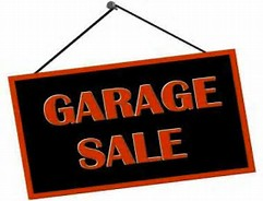 Garage Sale Sign Clip Art