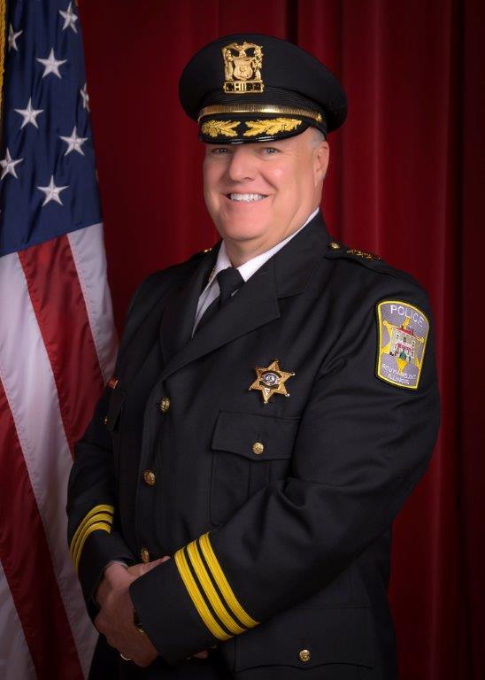 Chief Dean Stiegemeier