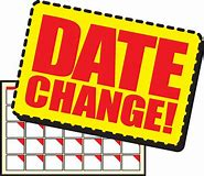 Date Change Clip Art