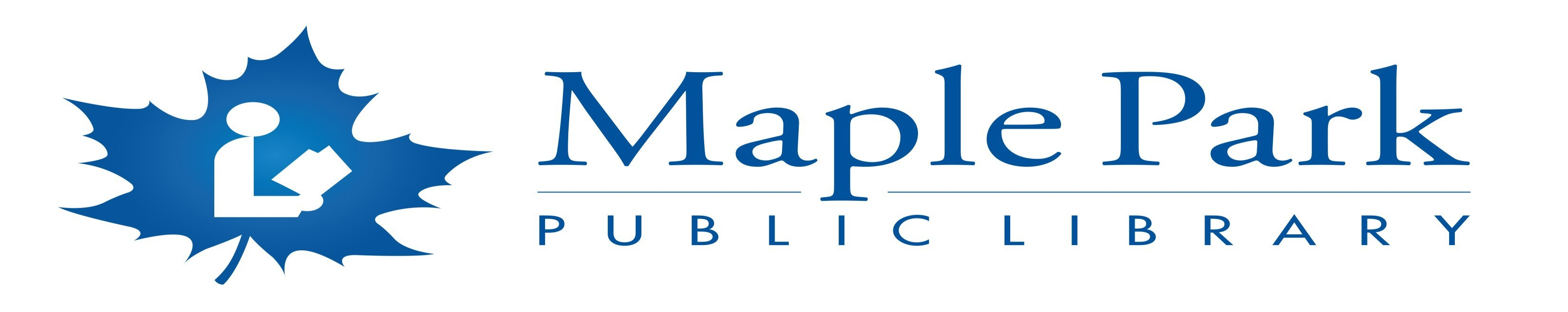 Maple Park Libary Logo