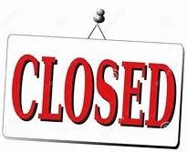 Closed Sign Clip Art 1