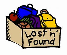 Lost & Found Clip Art