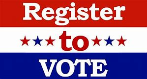 Register to Vote Clip Art
