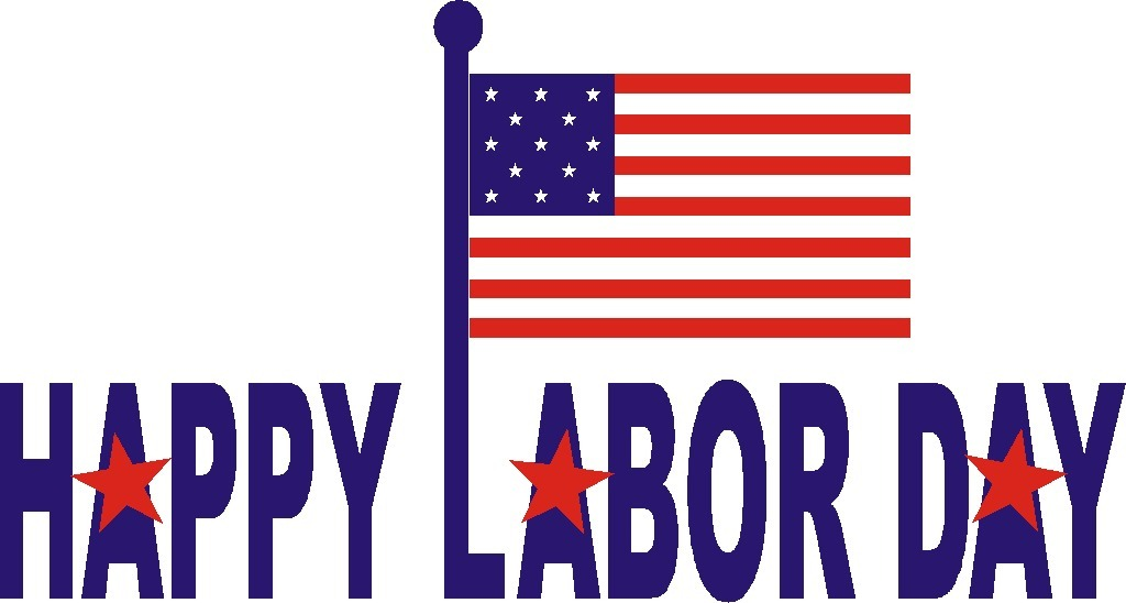 Labor Day Clip Art 1