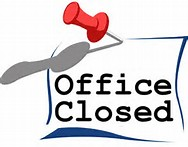 Office Closed Pickup